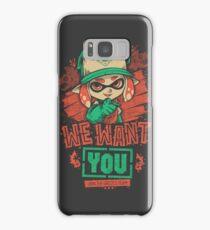 We Want You! Samsung Galaxy Case/Skin