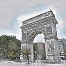 Washington Square by mrthink