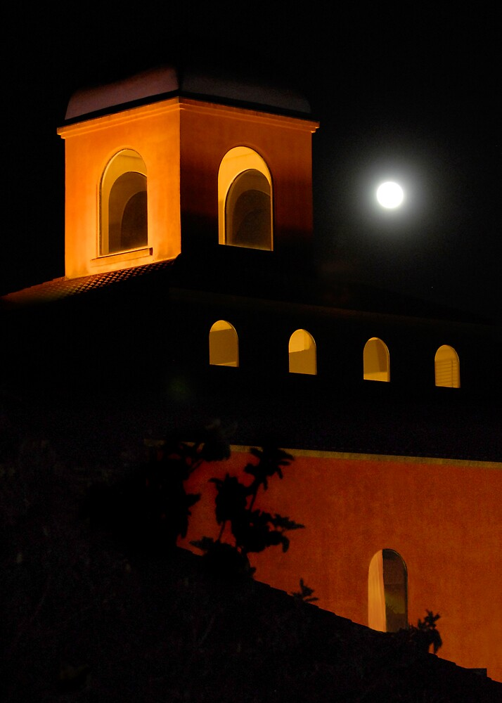 Spanish Moon by Lynda Berlin