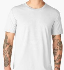 The Losers' Club Emblem - White Text Men's Premium T-Shirt