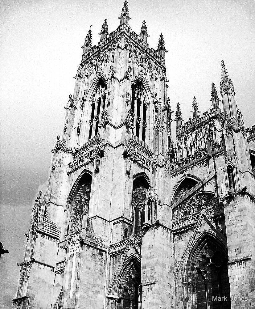 Olde York Minster by Mark  Jones
