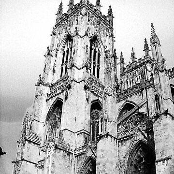 Olde York Minster by MarkJones