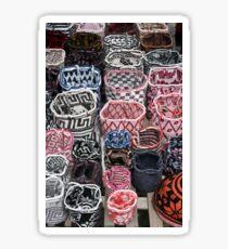 Knit Bags Sticker