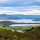 A view on Lake Wanaka by DebbyScott