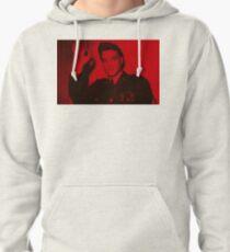 Red Elvis Presley  Pullover Hoodie