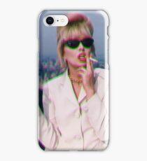 Patsy Stone / Joanna Lumley iPhone Case/Skin