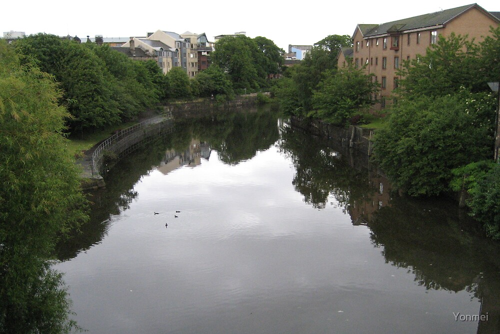 Water of Leith by Yonmei