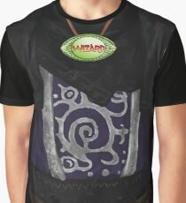 Dungeon Adventure Wear: Wizard Graphic T-Shirt