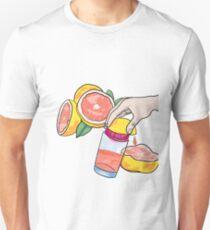 Pamplemousse pressé Unisex T-Shirt
