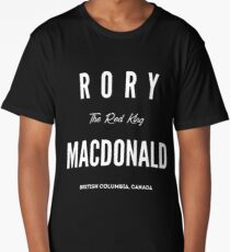Rory 'The Red King' MacDonald Long T-Shirt