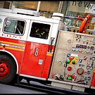 FDNY Fire Truck by makatoosh