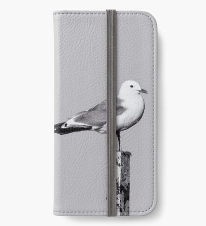Gulls iPhone Wallet