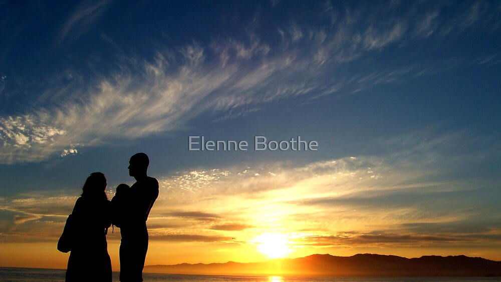 Spending Time Together by Elenne Boothe