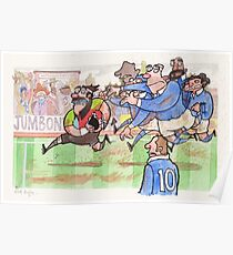 Coot Rugby Poster