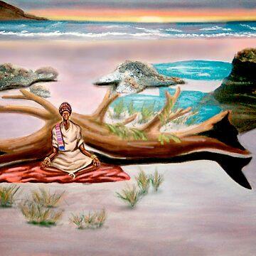 Meditation by orobs