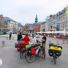 City Bike by EUon4wheels