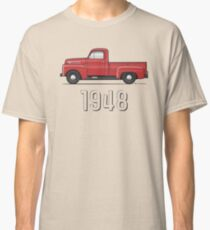 48 Red Classic T-Shirt