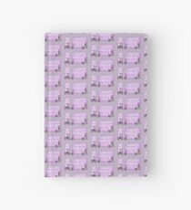 Big Purple Bus Hardcover Journal