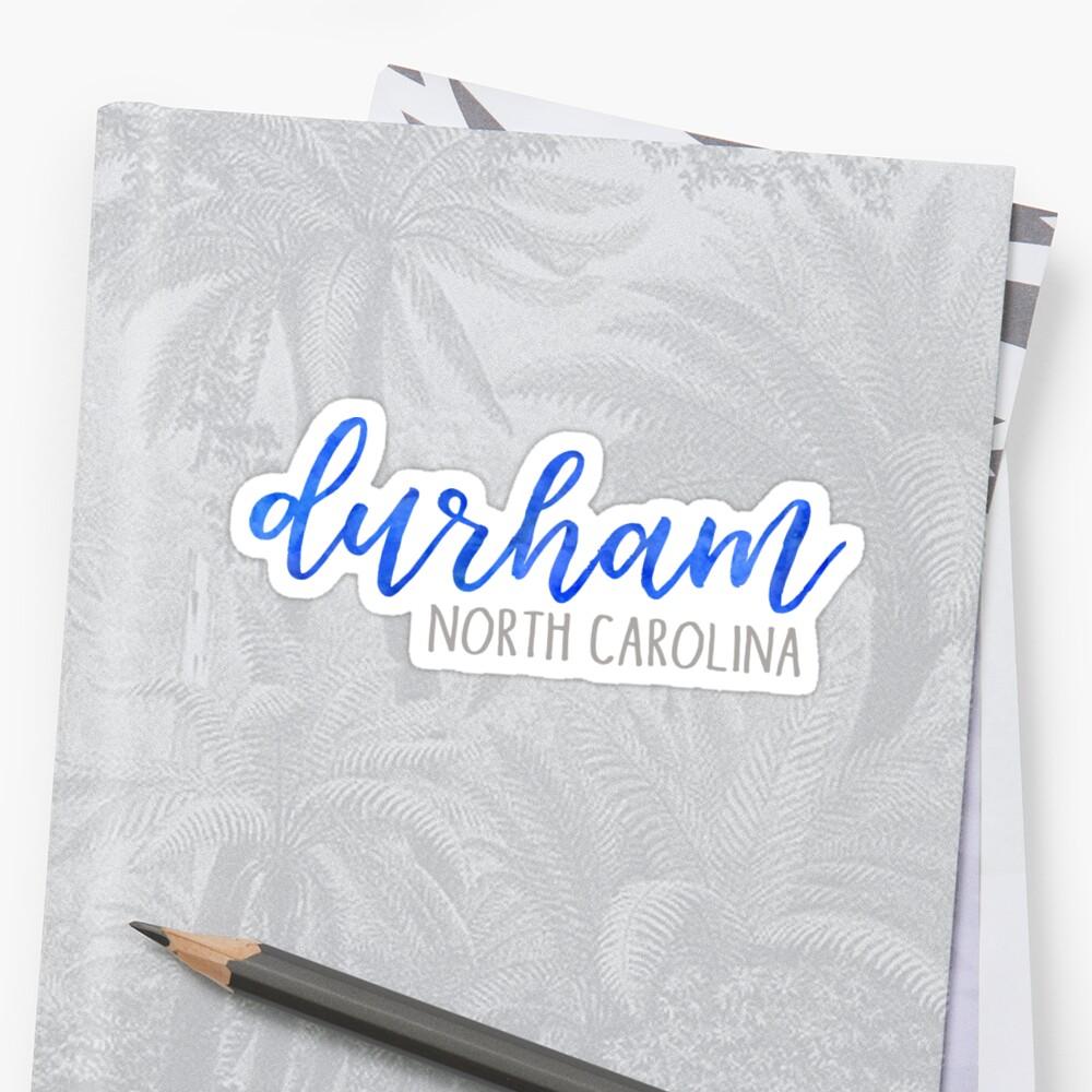 Durham, North Carolina by Pop 25