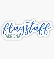 Flagstaff, Arizona Sticker