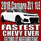 2018 ZL1 1LE SETS CAMARO RECORD AT NÜRBURGRING by ChasSinklier