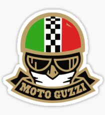 Moto Guzzi Cafè Racer DECAL Sticker