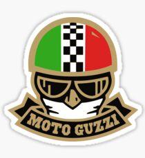 Moto Guzzi Cafè Racer DECAL Sticker
