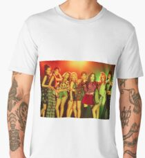 GIRLS GENERATION HOLIDAY NIGHT Men's Premium T-Shirt