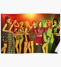 GIRLS GENERATION HOLIDAY NIGHT Poster