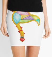 Scepter of the Queen of Heart Mini Skirt