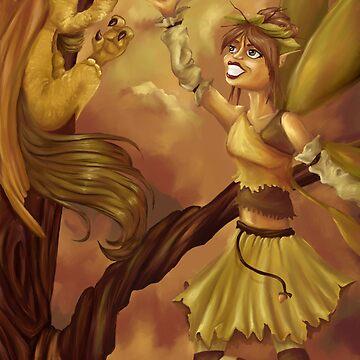 Dragon Treats by aokstudios