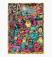 Fear and Loathing in Las Vegas Photographic Print