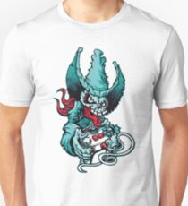 Gamer Skull - Puerto Rico  T-Shirt