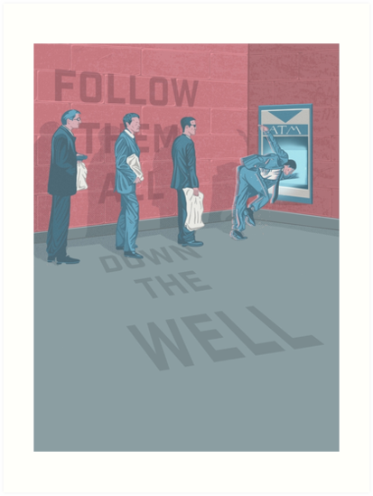 Follow Them All Down The Well by James-Robinson