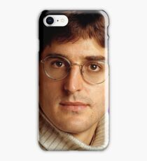 A young Louis Theroux  iPhone Case/Skin