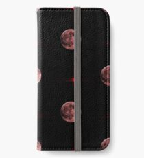 In the cool cool cool of the morning..That's when I'm coming home..Stayed awake all night iPhone Wallet/Case/Skin