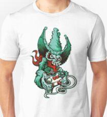 Gamer Skull - Monte Carlo T-Shirt