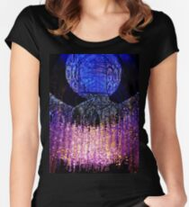 10,000 ANGELS, Lichfield Cathedral, Staffordshire, England Women's Fitted Scoop T-Shirt