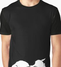 Snoopy sleeping Graphic T-Shirt
