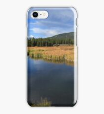 Tranquil Yellowstone iPhone Case/Skin