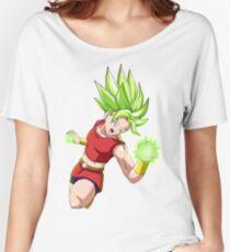Kale SSJ Women's Relaxed Fit T-Shirt
