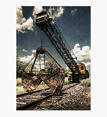 Big Bertha Photographic Print