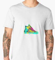 Pop Art V (Sneaker Head) Men's Premium T-Shirt