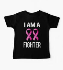 I am a Fighter - 2 Baby Tee