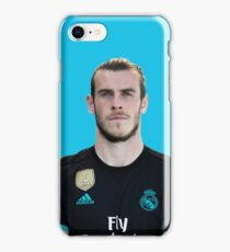 Bale with new kit 17/18 iPhone Case/Skin