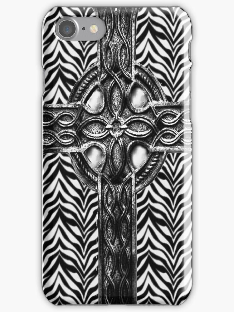 Celtic Cross by Carla Jensen