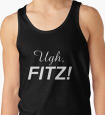Ach, FITZ! (Weiß) Tank Top