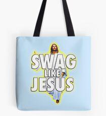 Swag Like Jesus Tote Bag