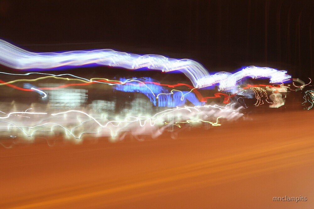 Light Trails by mnclampits