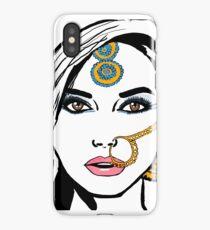 Nath Lady  iPhone Case/Skin